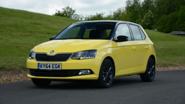 The Skoda Fabia is tremendous value for money