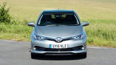 The Toyota Auris is a safe car with a five-star Euro NCAP rating to prove it