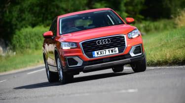 Audi Q2 - front dynamic angle