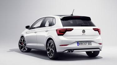 2021 Volkswagen Polo GTI - rear 3/4