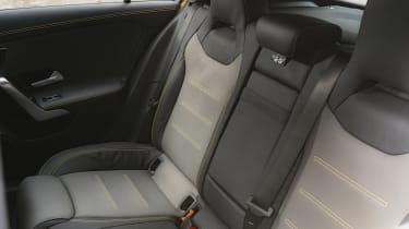 Mercedes-AMG A 45 S hatchback - rear seating
