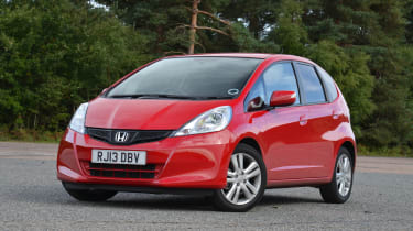 Honda Jazz - Most Reliable Car