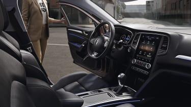 2020 Renault Megane RS Line - interior cabin view