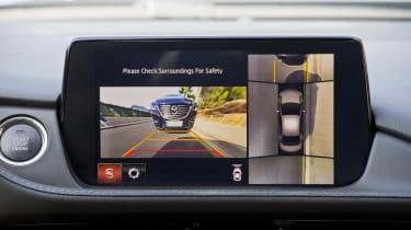 Mazda6 Tourer reversing camera