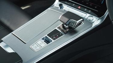 Audi A6 Avant centre console