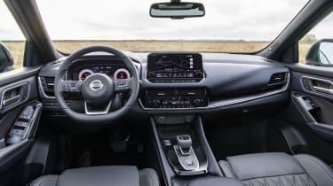 New Nissan Qashqai interior