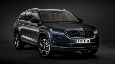 Prices for the all-new Skoda Kodiaq SUV start at £21,495, deliveries begin early next year