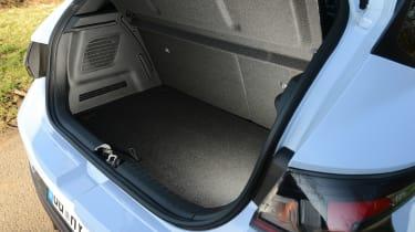 Hyundai i20 N hatchback boot