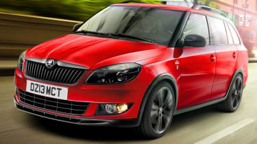 skoda fabia monte carlo tech estate 2013