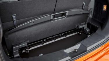 2017 Nissan X-Trail - under boot floor
