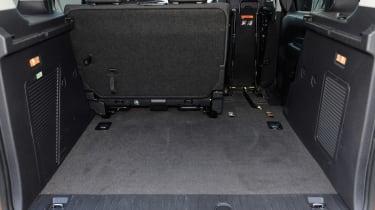 Ford Tourneo Connect MPV boot
