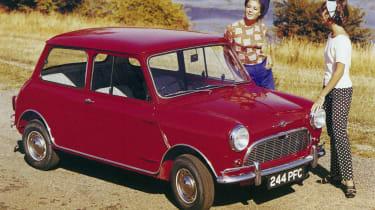 Austin/Morris Mini