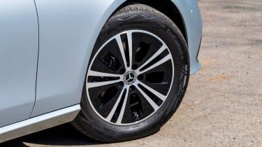 Mercedes E-Class saloon alloy wheels