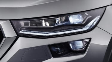 2021 Skoda Kodiaq - headlight