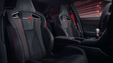 Honda Civic Type R Sport Line seats