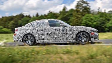 BMW 3 Series 2019 spy shots