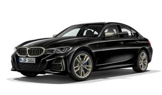 2019 BMW M340i xDrive front