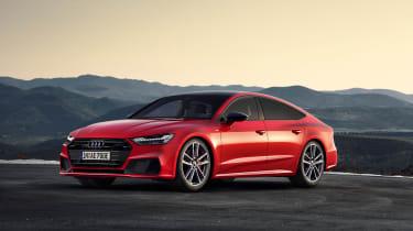 Audi A7 plug-in hybrid static