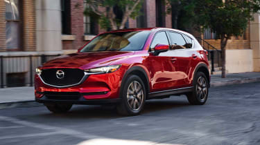 The popular Mazda CX-5 gets a subtle makeover and efficiency boost for 2017, along with chassis tweaks