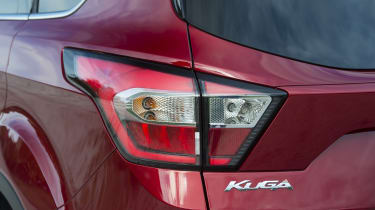 The Kuga can be chosen in front-wheel drive or four-wheel drive variants