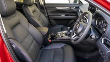 Mazda CX-5 Kuro seats