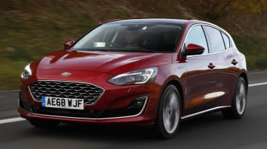 Ford Focus Vignale - 3/4 front view