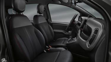2020 Fiat Panda Sport - interior