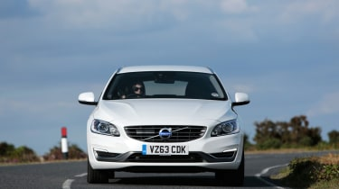 Volvo has a great reputation for building big estate cars but the V60 majors on style