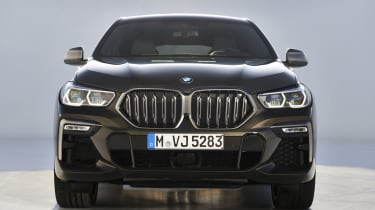2019 BMW X6 - front static head on