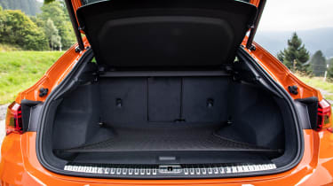 Audi Q3 Sportback SUV boot