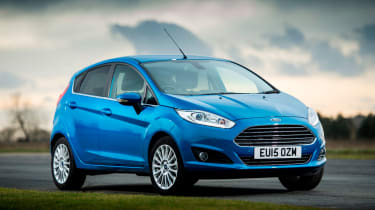 The Ford Fiesta is Britain's best-selling car, and is superb fun to drive