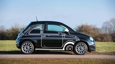 Fiat 500 Ron Arad