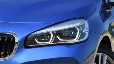 BMW 2 Series Active Tourer MPV headlights