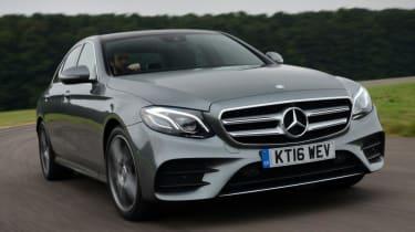 Mercedes E-Class AMG Line review