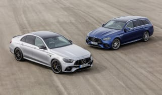 Mercedes-AMG E63 saloon and estate