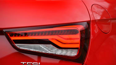 Audi's 1.4-litre TFSI petrol engine has 'cylinder-on-demand' technology for better economy