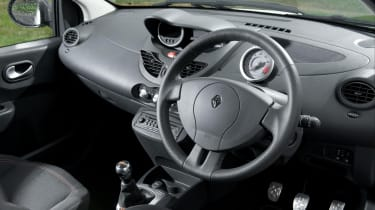 Renaultsport Twingo 133 interior