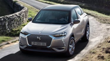 2019 DS 3 Crossback front