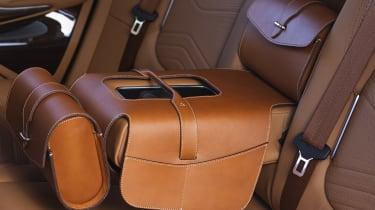 Aston Martin DBX saddle bag