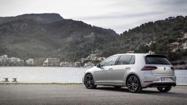 The core virtues of the Volkswagen Golf go unchanged,