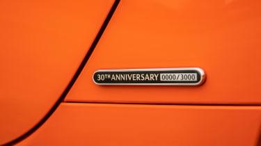 Mazda MX-5 30th Anniversary badge