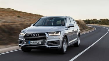 Although it's expensive, the Audi Q7 e-tron is well built, fast, economical and luxurious