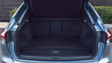 Audi Q4 Sportback e-tron boot