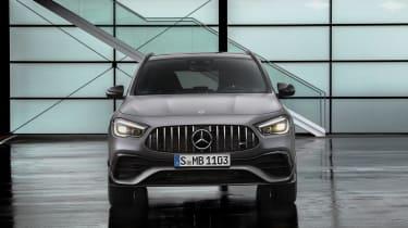 Mercedes-AMG GLA 45 S SUV front static