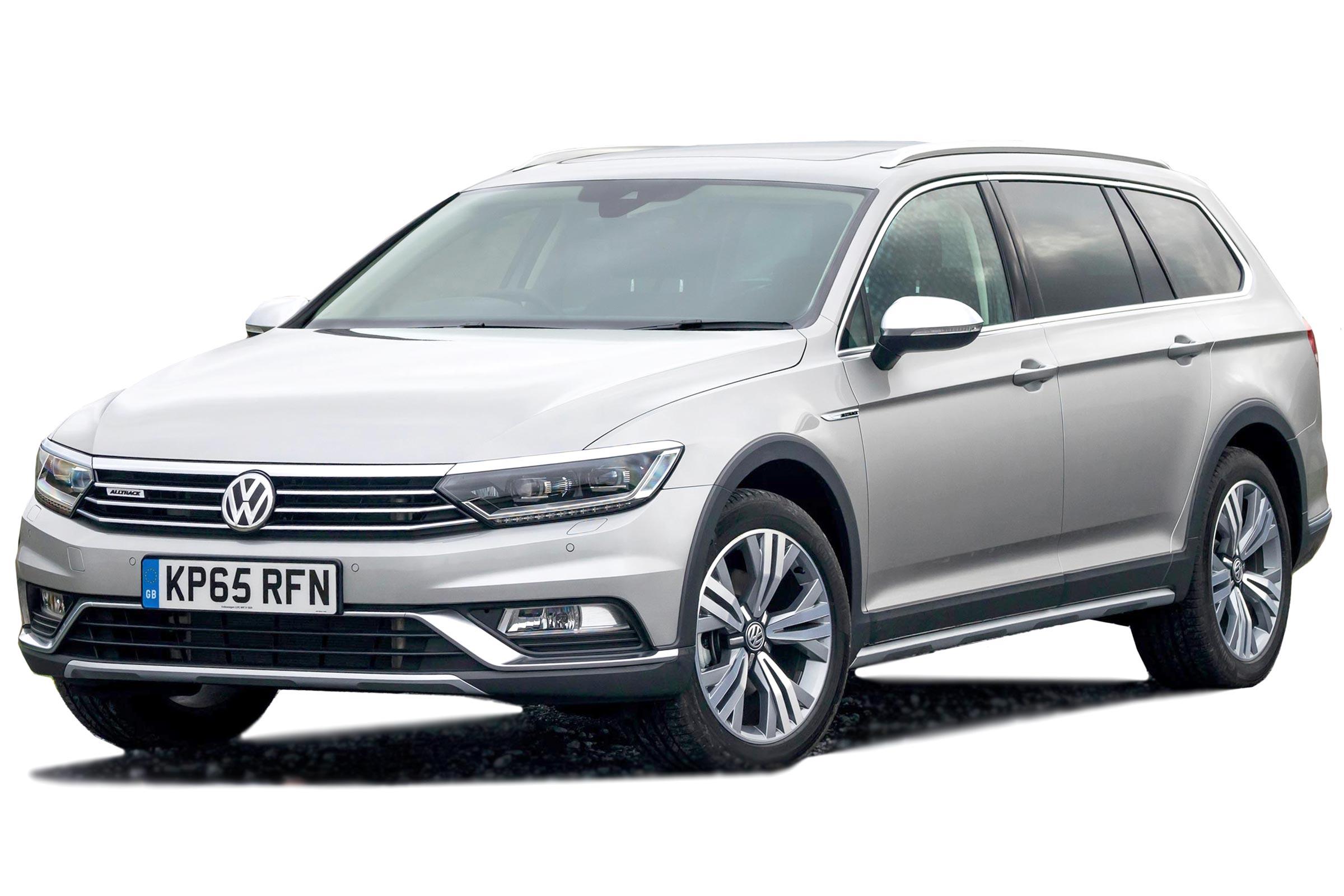 Volkswagen Passat Alltrack Estate 2020 Review Carbuyer