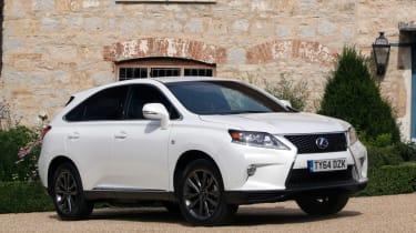 Lexus RX - 93.14%