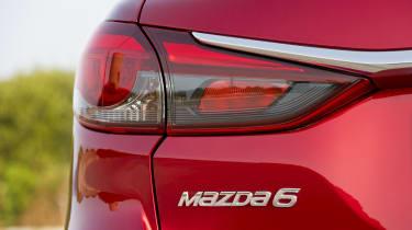 Mazda6 Tourer tail-light