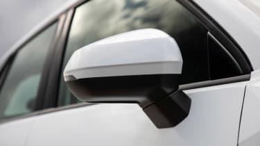 Audi Q2 SUV door mirrors