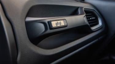 2021 Jeep Renegade 80th Anniversary - dashboard