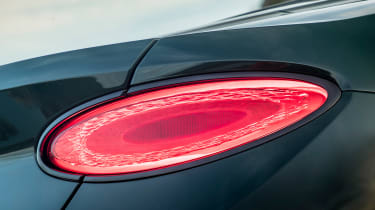Bentley Continental GT Convertible rear light